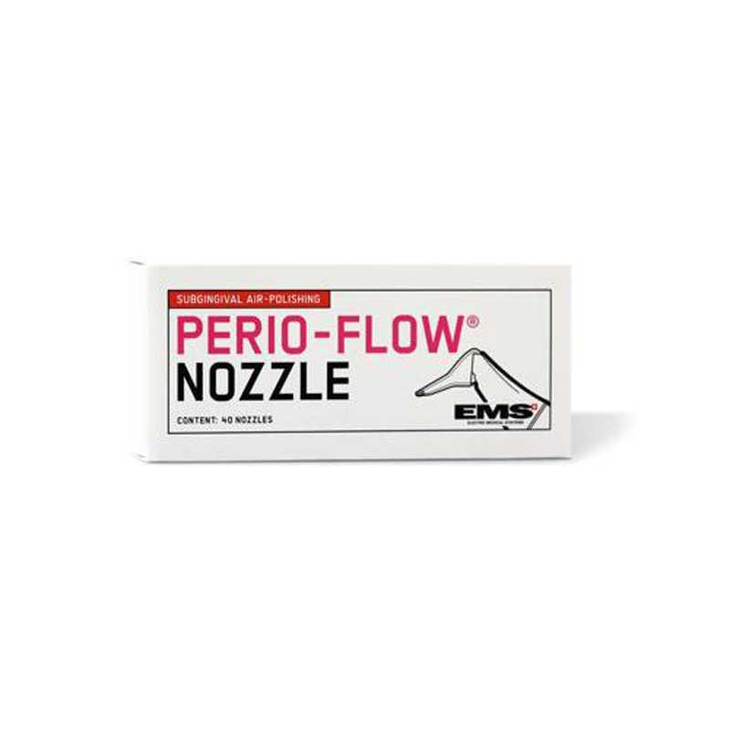 PERIO-FLOW NOZZLE